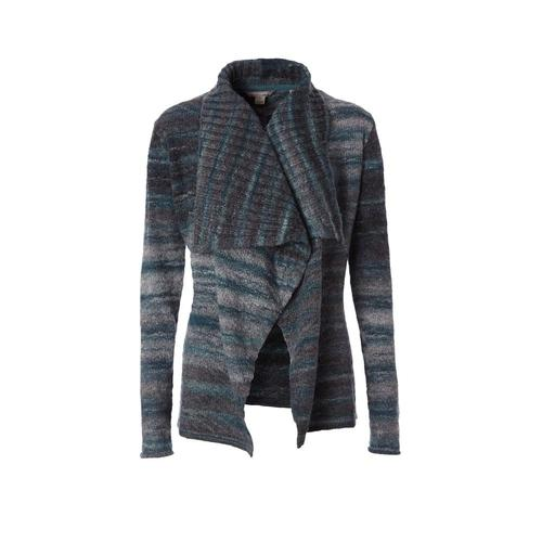 Royal Robbins Women's Sierra Open Front Cardigan Bluecoral