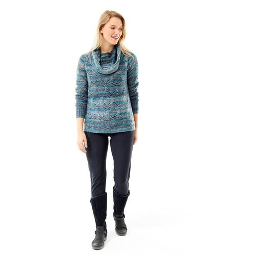 Royal Robbins Women's Sierra Pullover Bluecoral