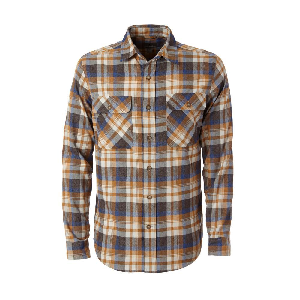 Royal Robbins Men's Performance Flannel Plaid Long Sleeve Shirt