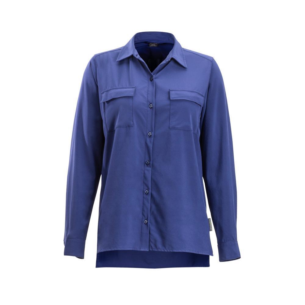 ExOfficio Women's Kizmet Long Sleeve Shirt COMMODORE