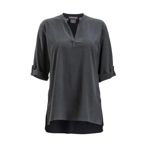 ExOfficio Women's Kizmet 3/4 Sleeve Shirt Black