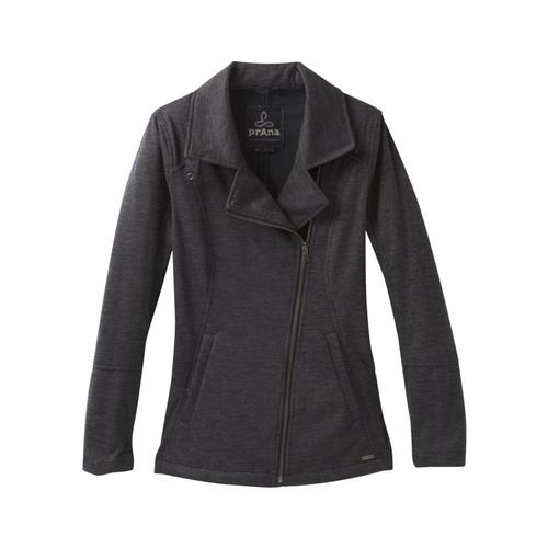 prAna Women's Marabelle Softshell Jacket Black