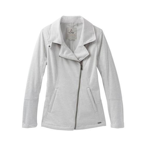 prAna Women's Marabelle Softshell Jacket Titangrey