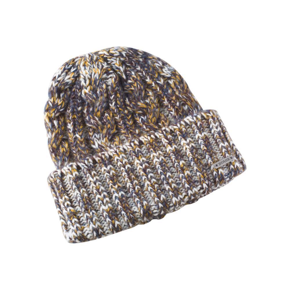 prAna Men's Cable Knit Beanie EQUINOXBLUE