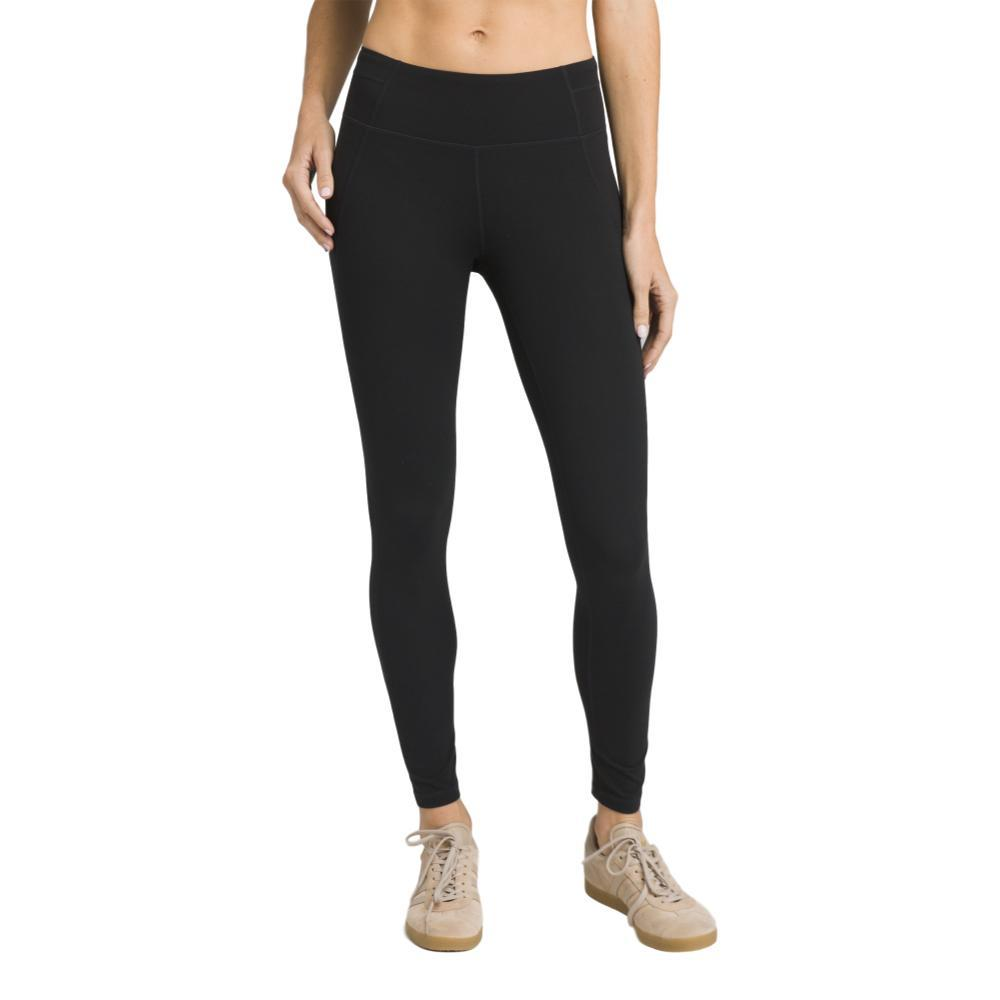 prAna Women's Momento 7/8 Leggings BLACK