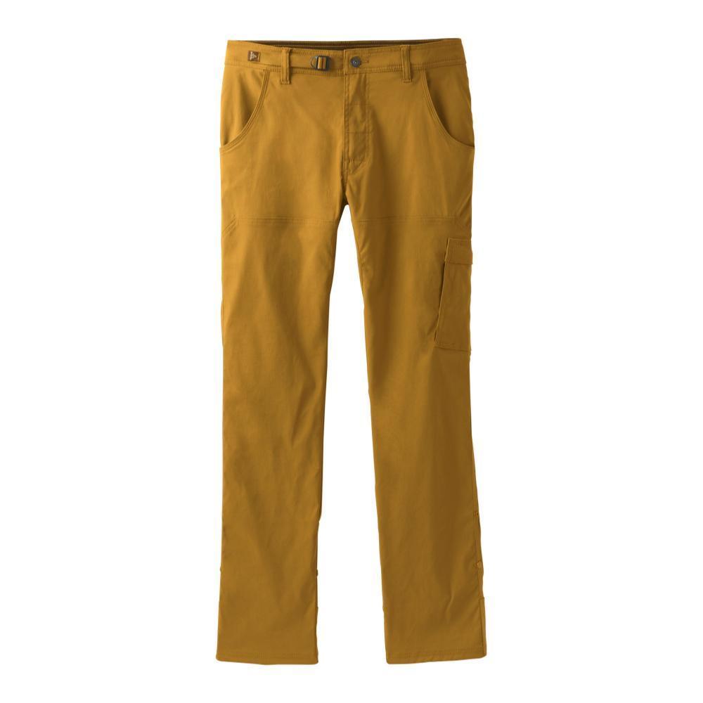 prAna Men's Stretch Zion Strait Pants - 32in Inseam BRONZED