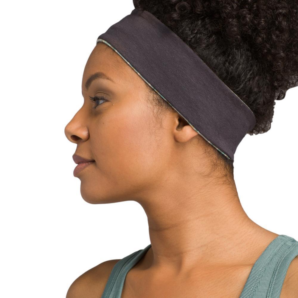 prAna Women's Reversible Headband AGAVESIZZL