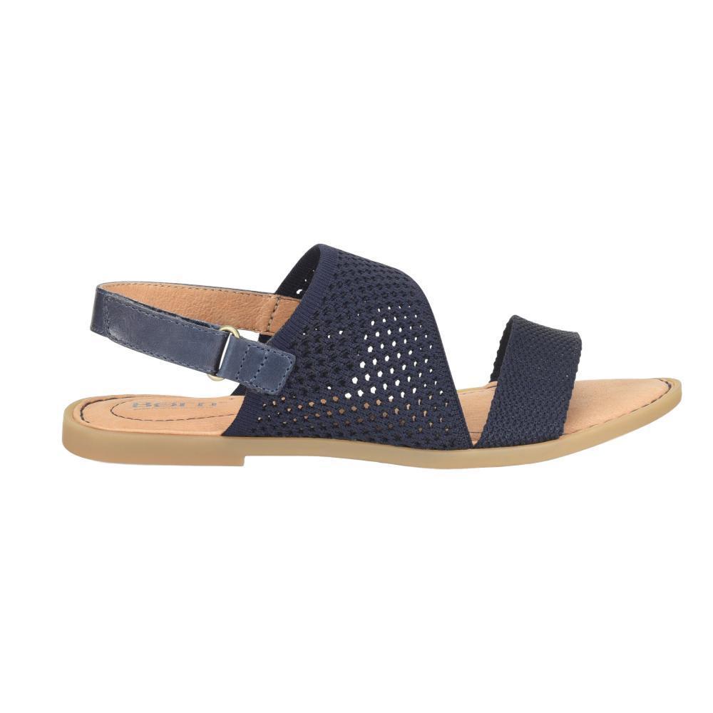 Born Women's Hanz Sandals NAVY