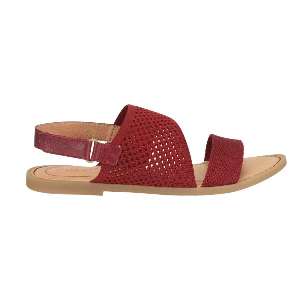 Born Women's Hanz Sandals RED
