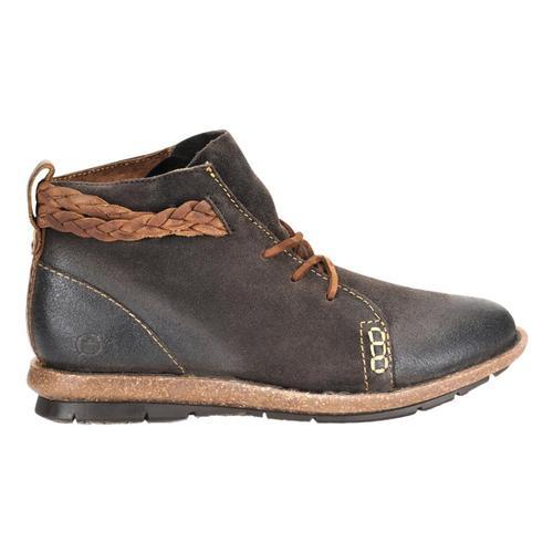 Born Women's Temple Boots Dkgrey
