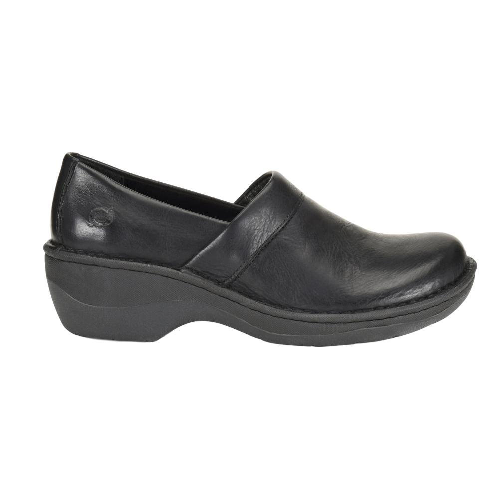 Born Women's Toby Duo Shoes BLACK