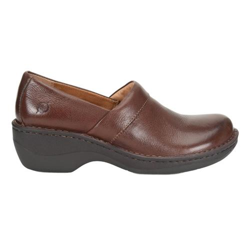 Born Women's Toby Duo Shoes Chocolate