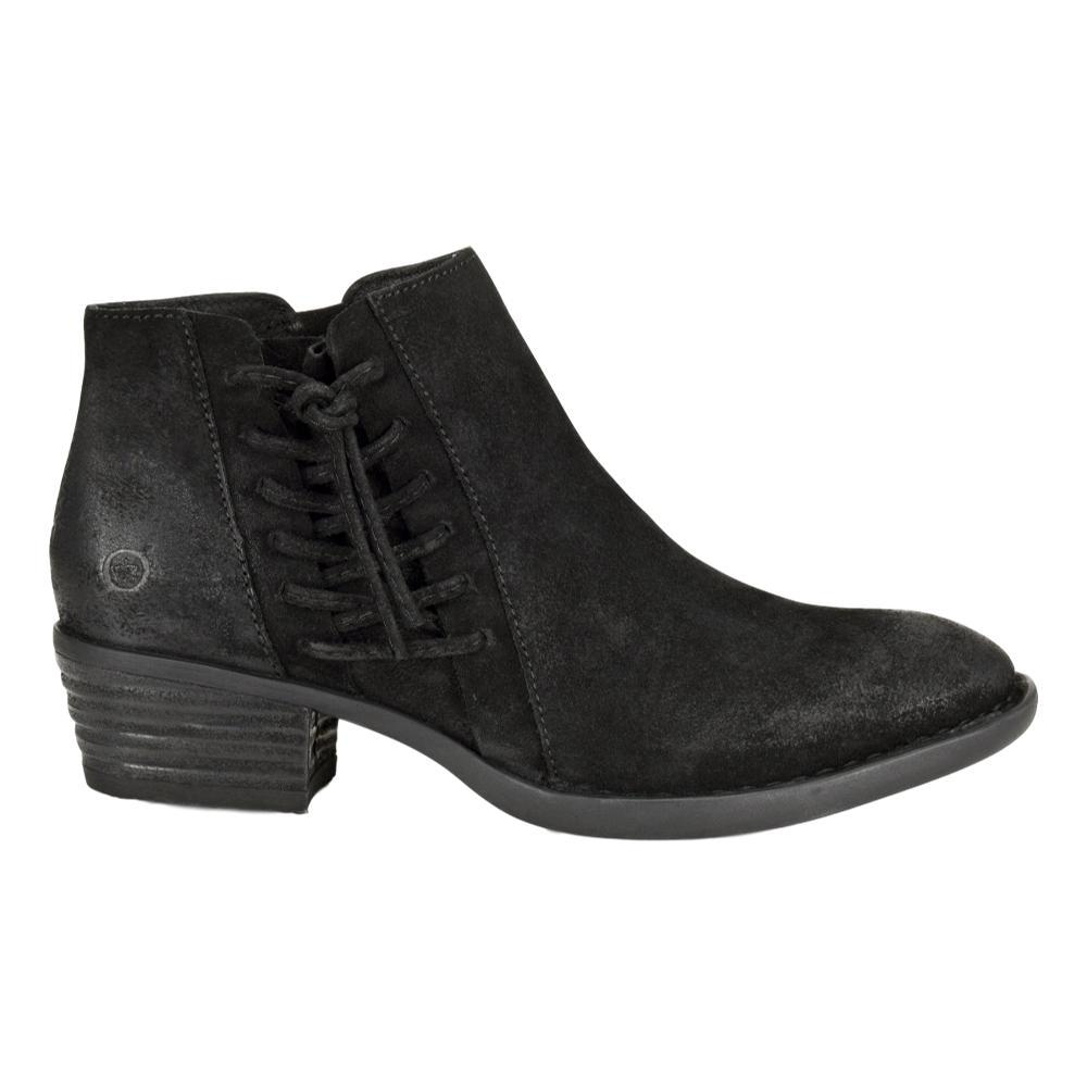 Born Women's Bessie Boots BLACK