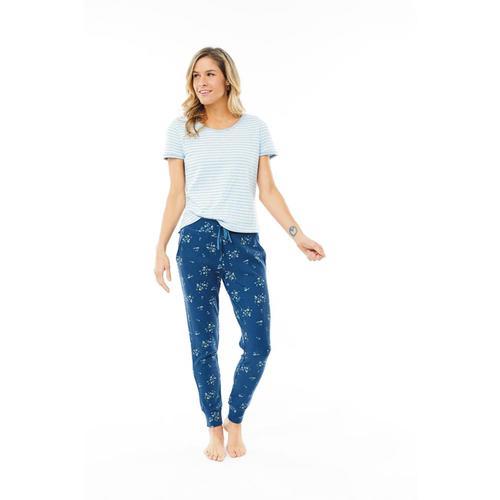 Carve Designs Women's Insley Short Sleeve Top Sky