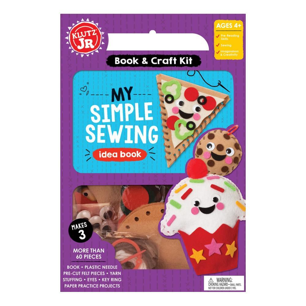 Klutz Jr.My Simple Sewing Activity Kit