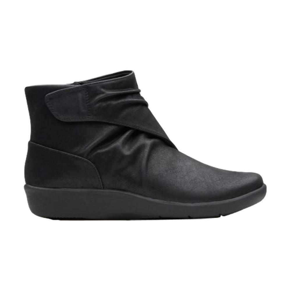 Clarks Women's Sillian Tana Boots BLACK