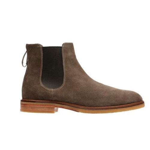 Clarks Men's Clarkdale Gobi Boots Olivsde