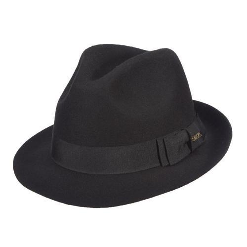 Dorfman-Pacific Co. Men's Fedora Wool Felt Hat