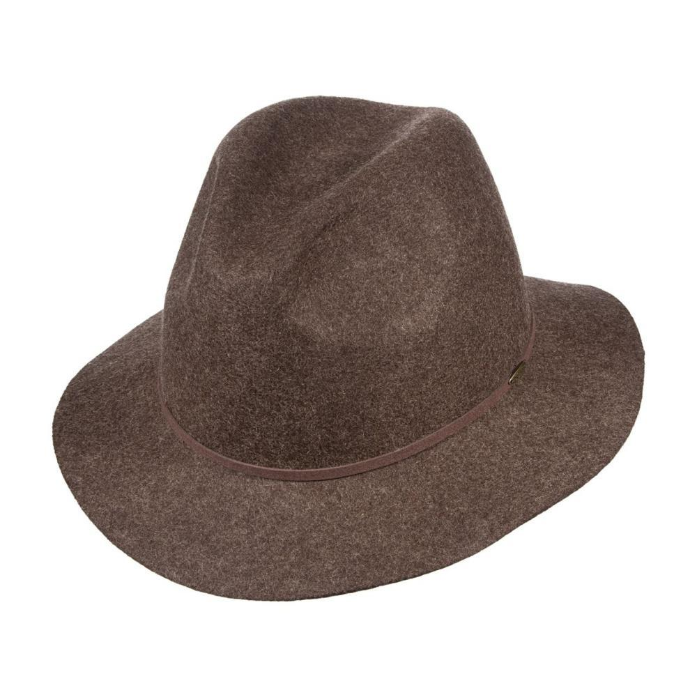 Dorfman-Pacific Co.Men's Safari Wool Felt Hat BROWN