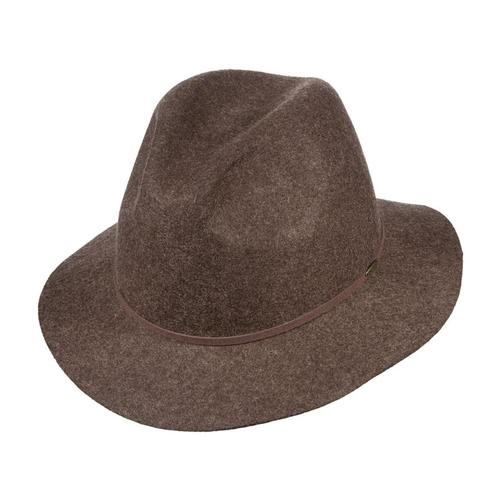 2e0265220ad Dorfman-Pacific Co.Men s Safari Wool Felt Hat Brown
