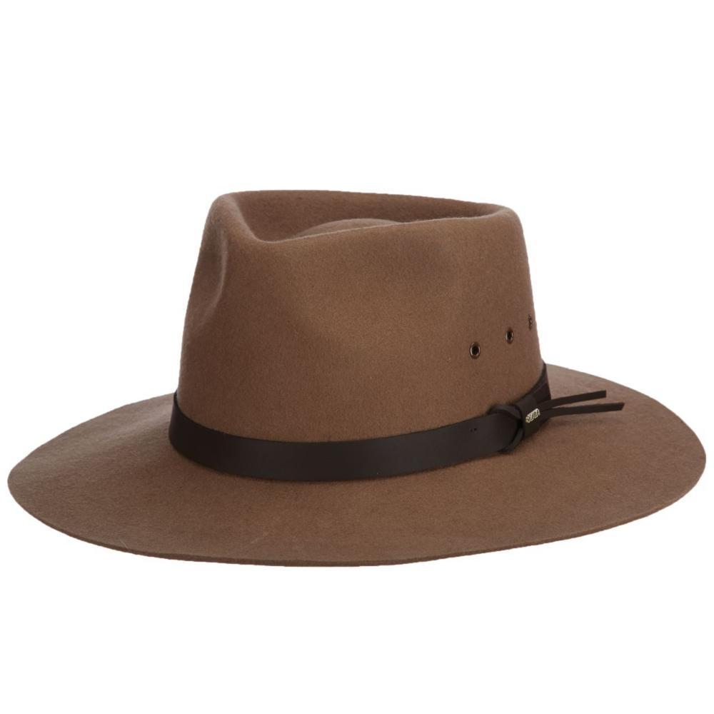 Dorfman-Pacific Co. Men's Aussie Hat KHAKI