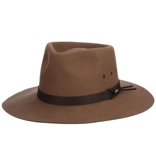 Dorfman-Pacific Co. Men's Aussie Hat Khaki