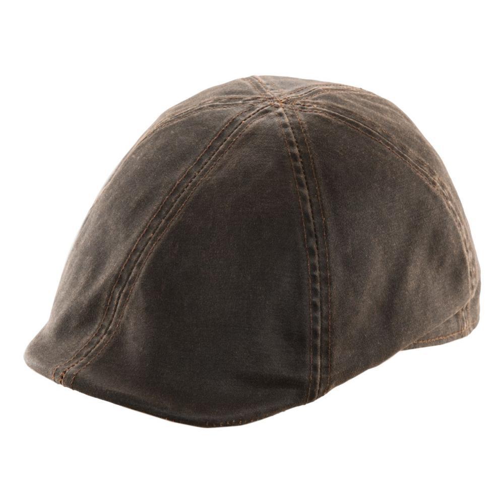 Dorfman-Pacific Co. Men's Duckbill Hat BROWN