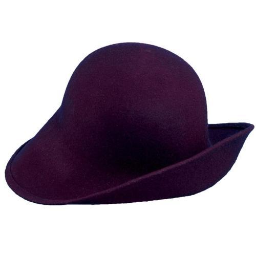 d0fdb91c099 Scala Women s Six Ways Hat Eggplant