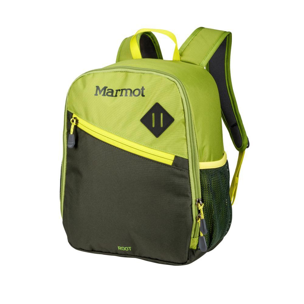 Marmot Kids Root Pack GREEN_4617