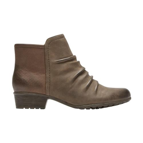 Cobb Hill Women's Gratasha Boots Stonenbk