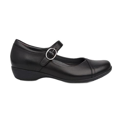 Dansko Women's Fawna Shoes Black