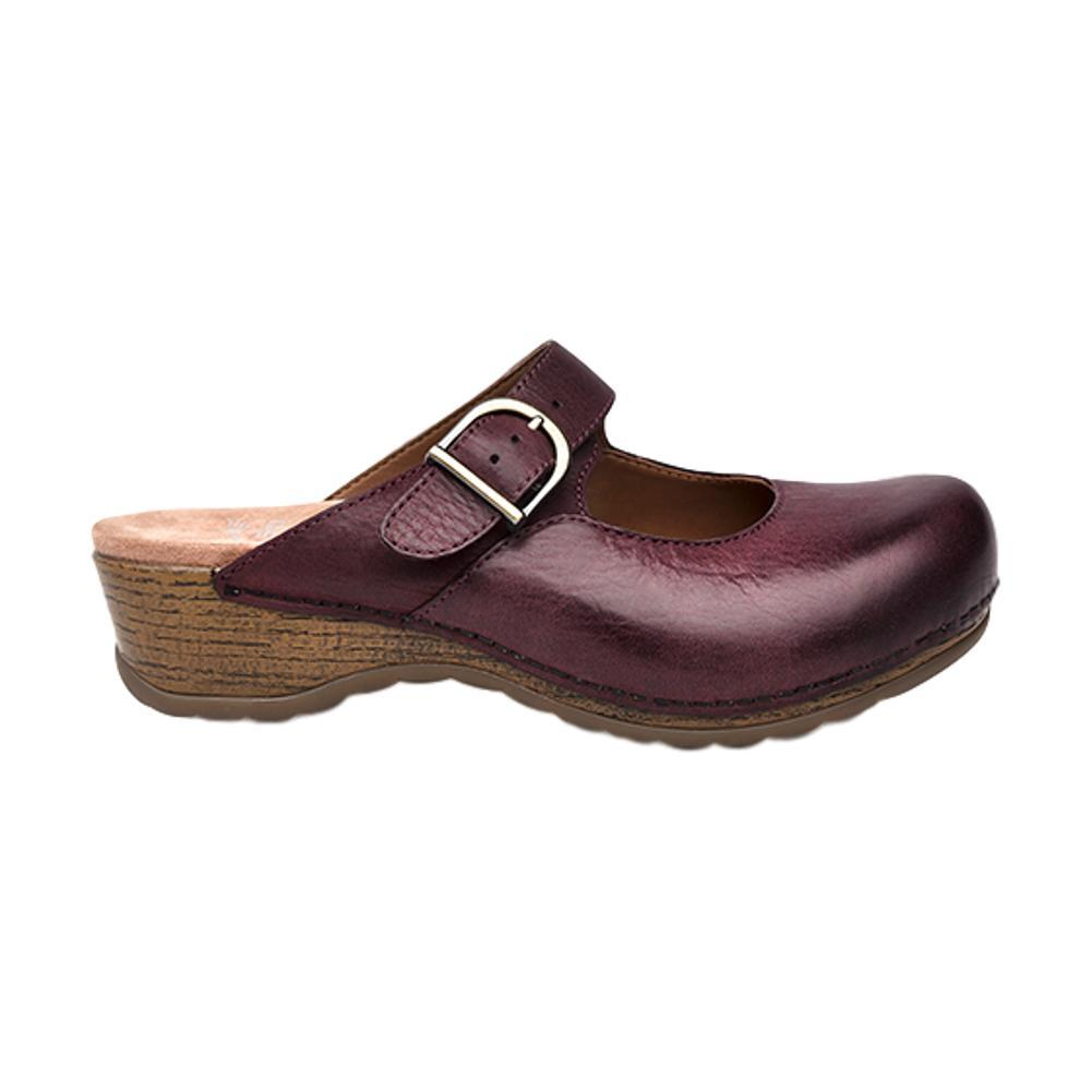 Dansko Women's Martina Shoes WINE