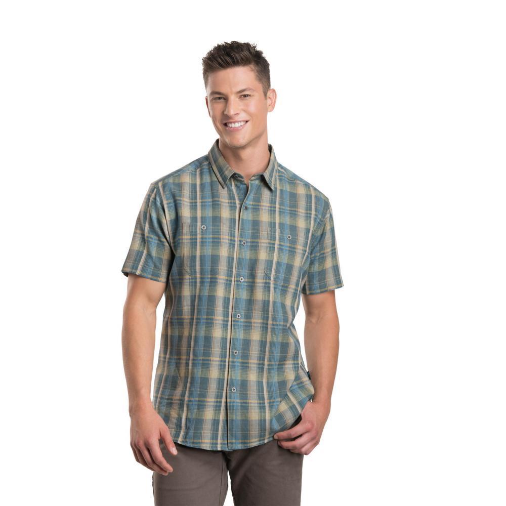 KUHL Men's Skorpio Shirt OASIS