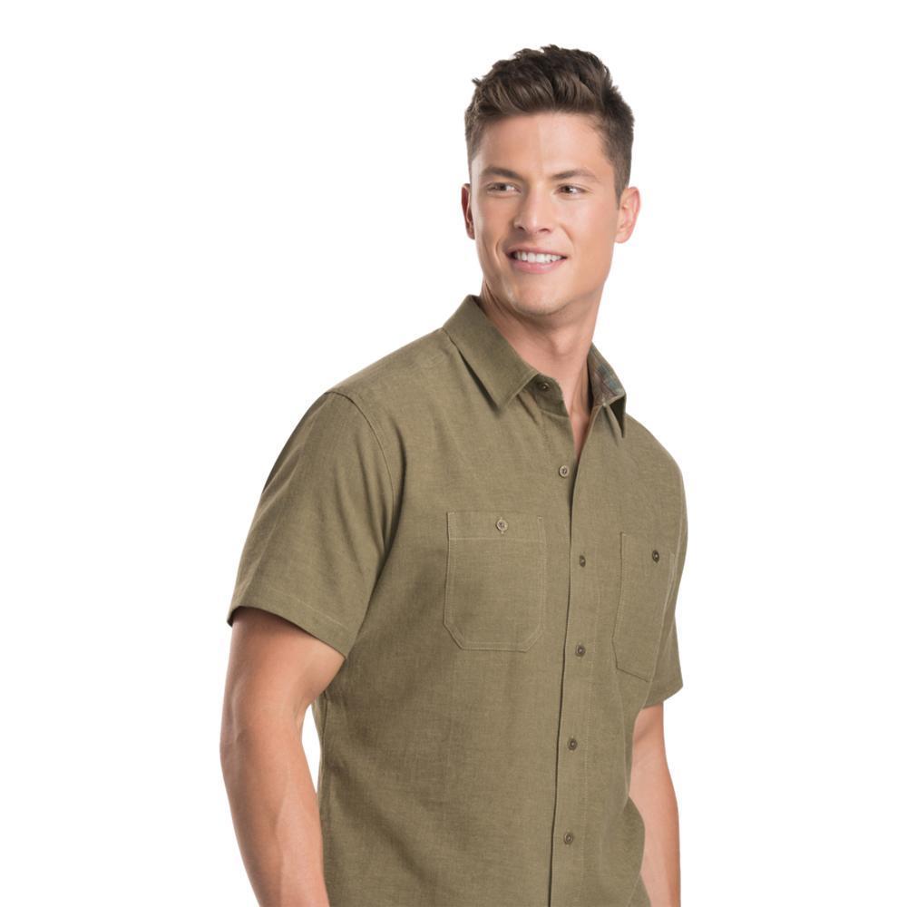 KUHL Men's Skorpio Shirt OLIVE