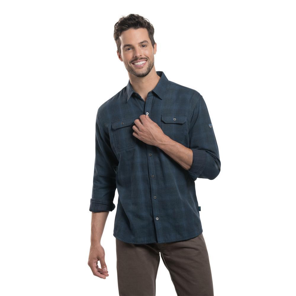 KUHL Men's Shatterd Shirt MIDNIGHT
