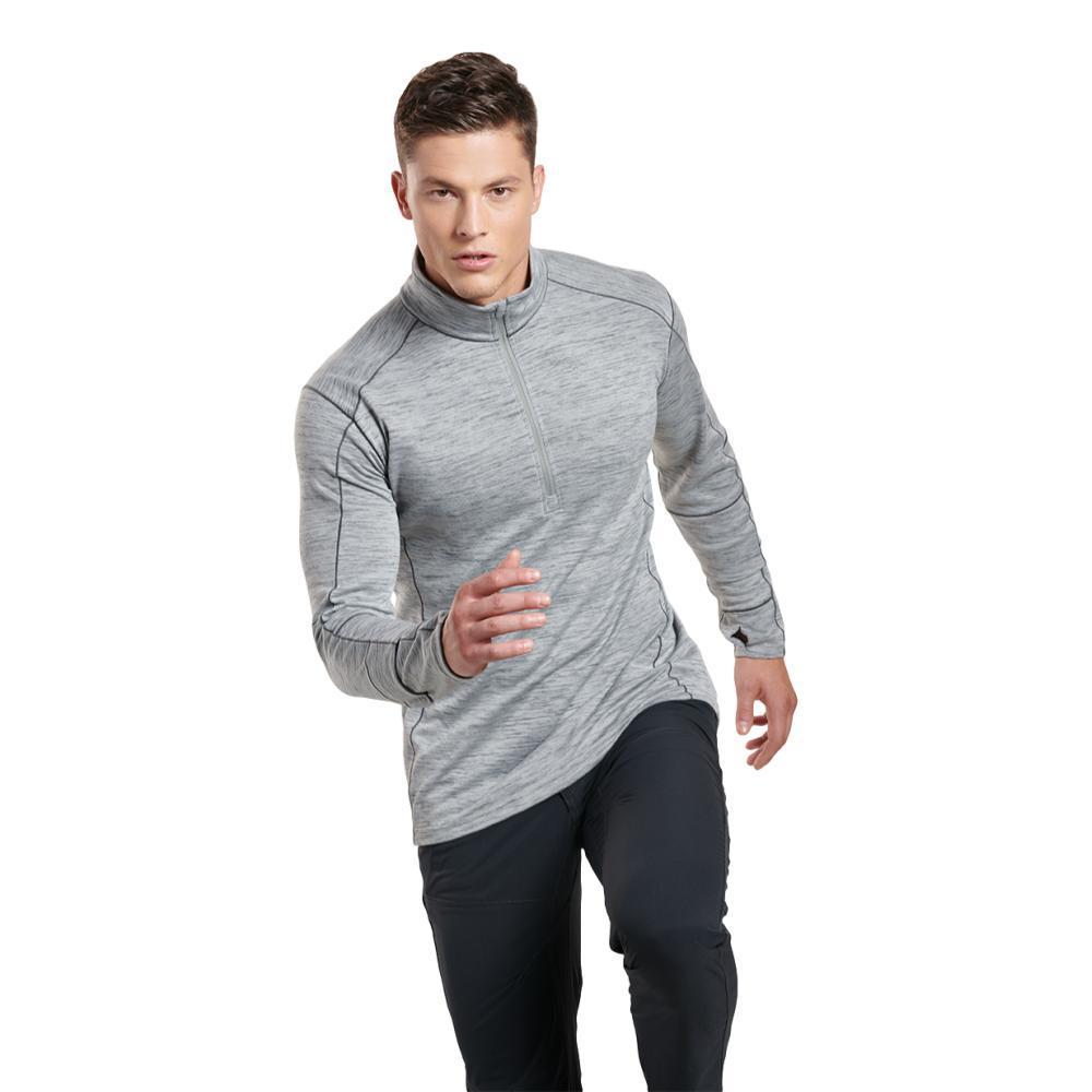 KUHL Men's Alloy 1/4 Zip Sweater CLOUDGRAY