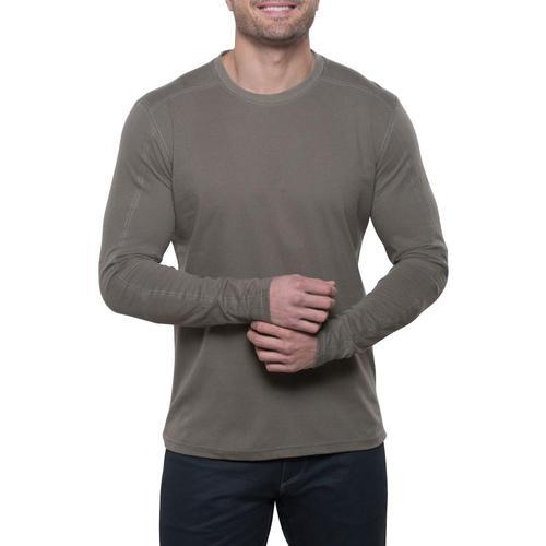 KUHL Men's Bravado Long Sleeve Shirt Olive