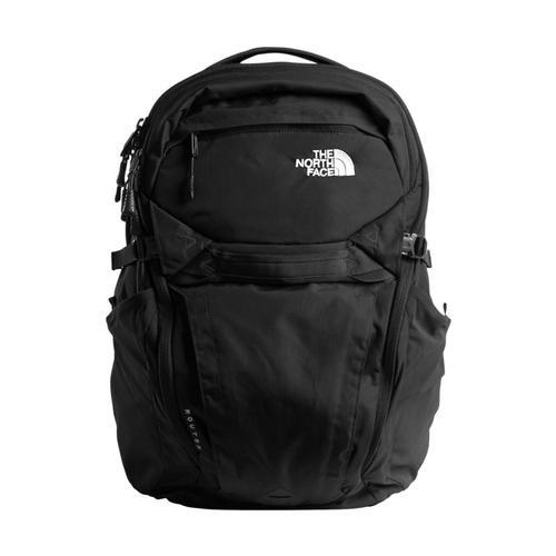 The North Face Router 40L Backpack Black_jk3
