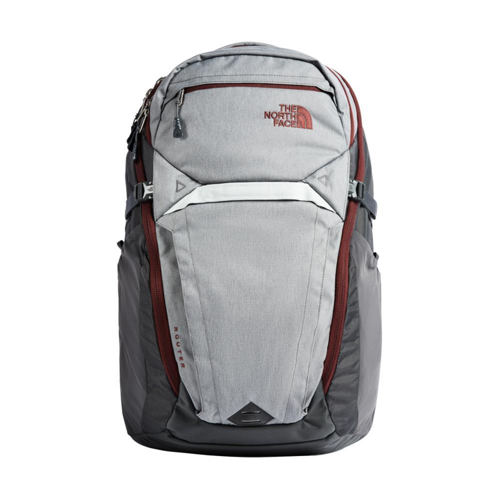 The North Face Router 40L Backpack ZINCGRY_8YE