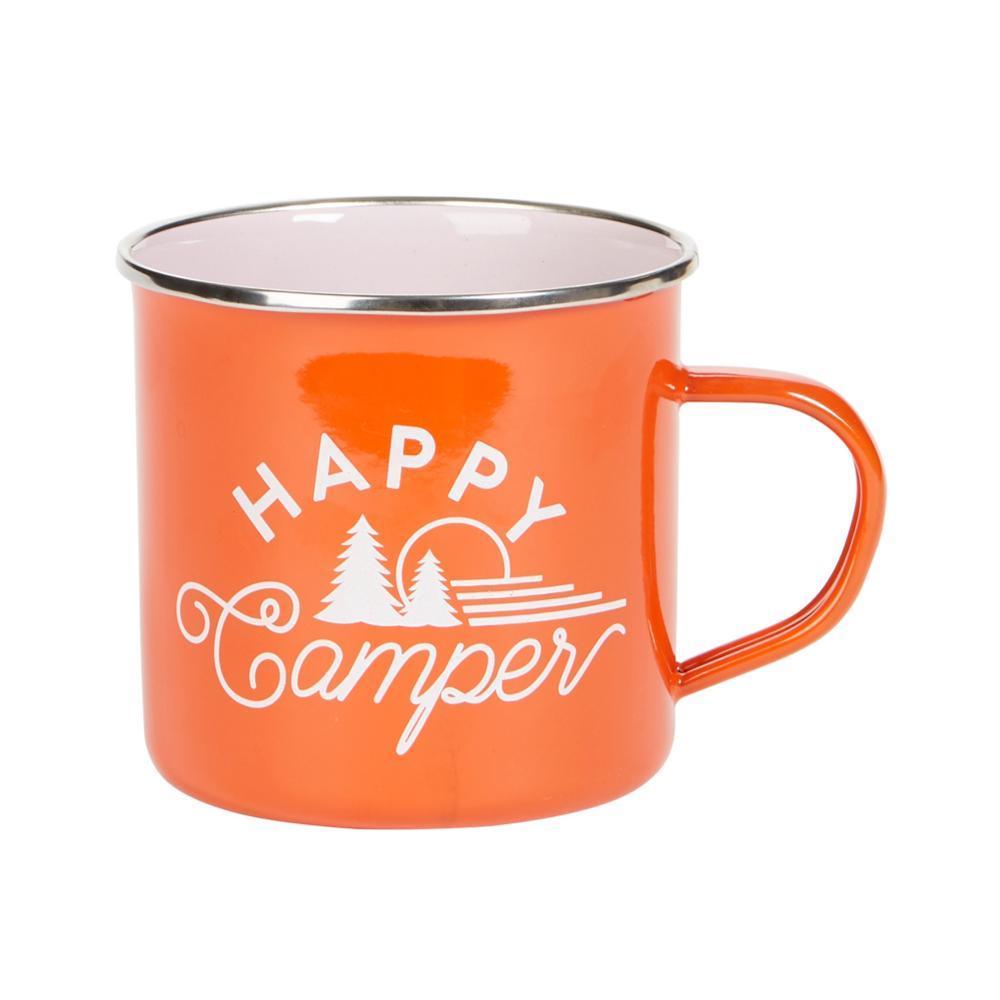C.R.Gibson Happy Camper Enamel Mug