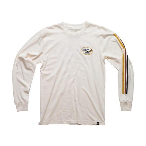 Howler Brothers HB Surf Shop Long Sleeve T-Shirt Vintagewhit