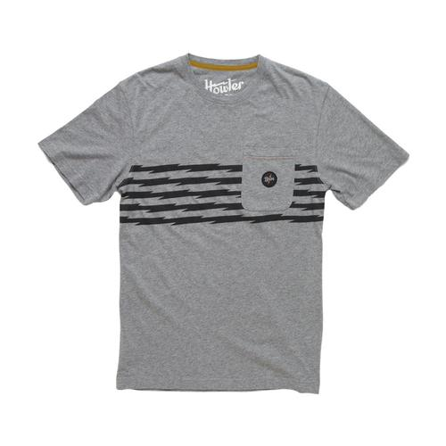 Howler Brothers Voltage Road Stripe Classic Pocket T-Shirt