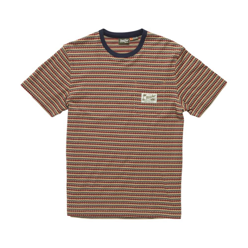 Howler Brothers Men's Zuma Jacquard T-Shirt BURNERTAN