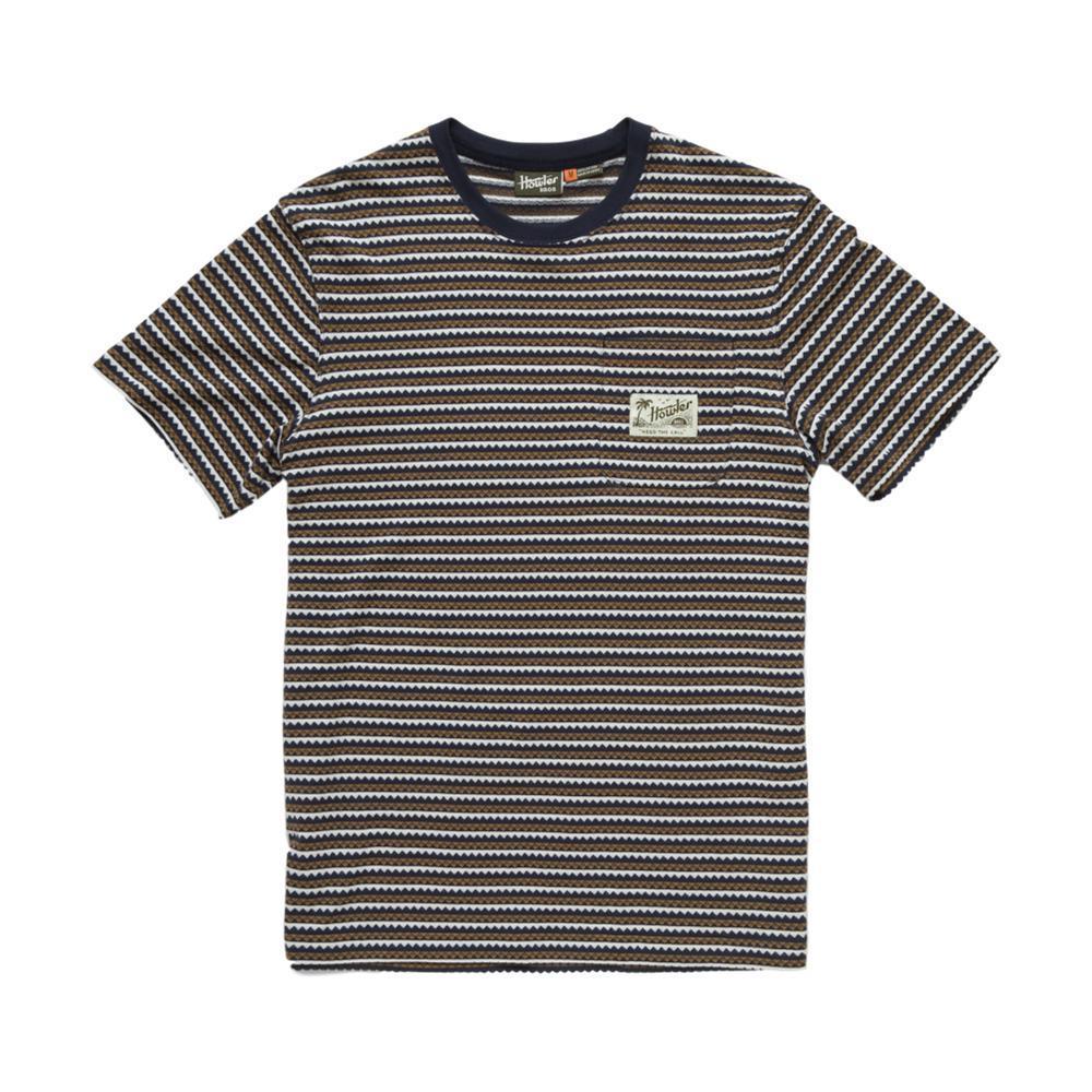 Howler Brothers Men's Zuma Jacquard T-Shirt OUTBLUE