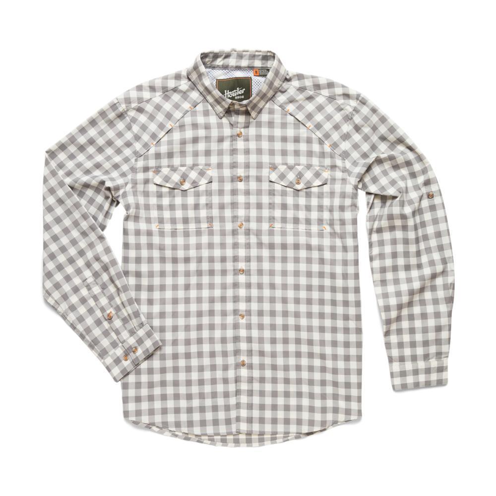 Howler Brothers Firstlight Tech Shirt TONALGREY