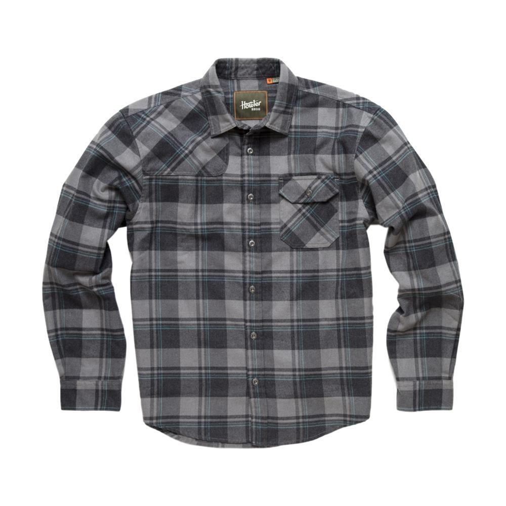 Howler Brothers Men's Harker's Flannel Long Sleeve Shirt HTHRMINT