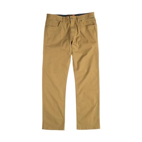 Howler Brothers Men's Frontside 5-Pocket Pants Tobaccotan