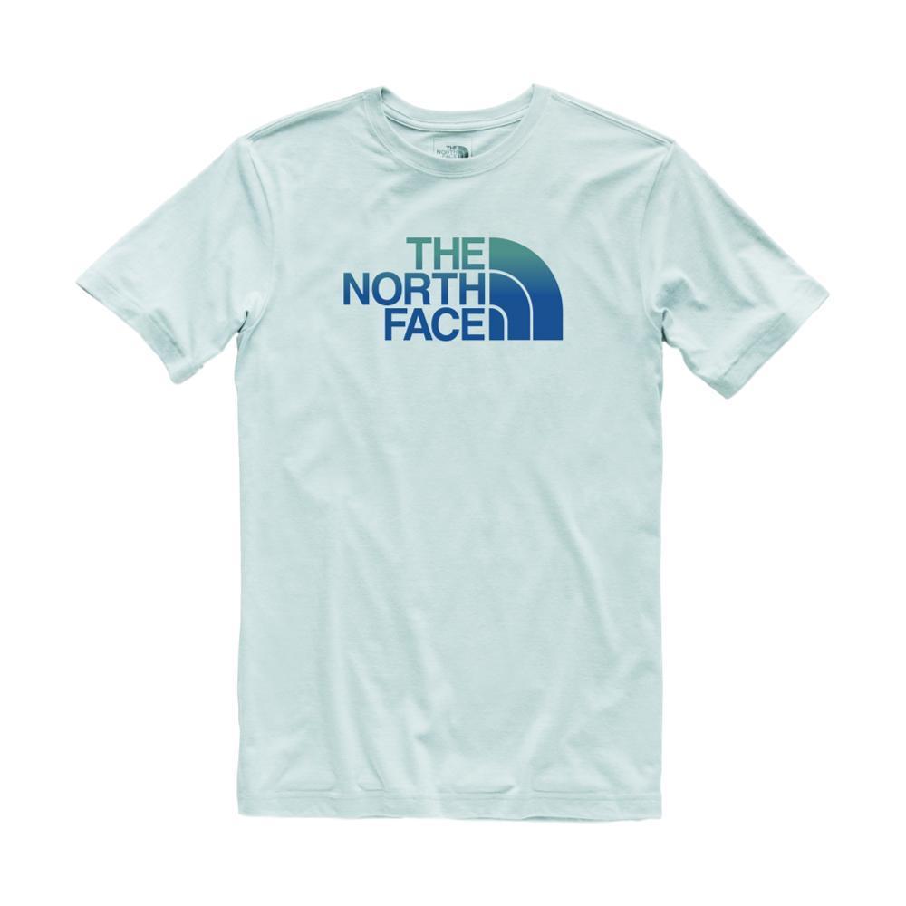 The North Face Men's Short Sleeve Tri-Blend Half Dome Tee BLUEHAZE_3CV