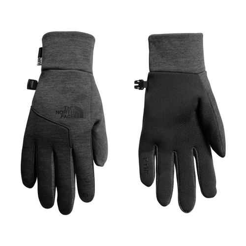 The North Face Men's Etip Gloves Darkgry_fth