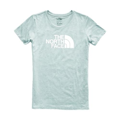 The North Face Women's Half Dome Tri-Blend Crew Tee